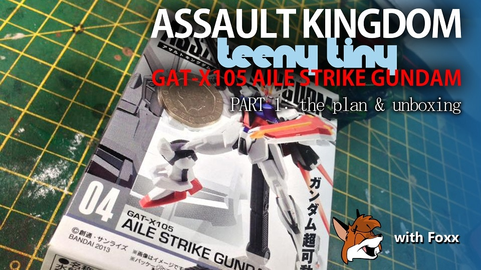 Modelmaking Guru, YouTube, Bandai,plastic models, building models, making models, Ammo by Mig, tamiya, gunpla, plamo, video tutorials, painting models, scale models, scale modelling, Assault Kingdom Strike Gundam