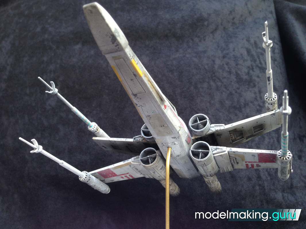 Fine Molds 1/72 T-65 X-Wing Starfighter