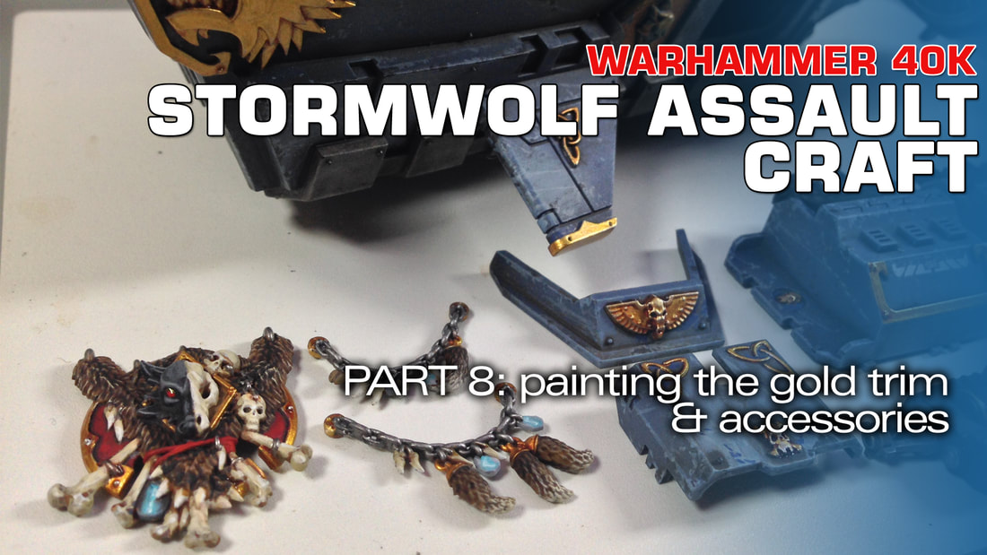 Modelmaking Guru, YouTube, Bandai,plastic models, building models, making models, Ammo by Mig, tamiya, gunpla, plamo, video tutorials, painting models, scale models, scale modelling, Games Workshop, Warhammer 40K, Space Wolves, Stormfang, Stormwolf, Painting Warhammer